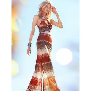 Free People All Day Long Rib Maxi Dress